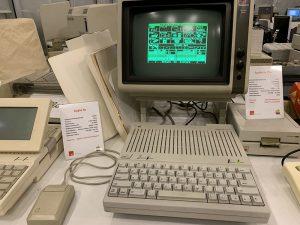 Разных сборок Apple II было очень много