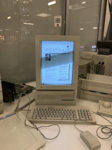 Обработка текстов на Macintosh