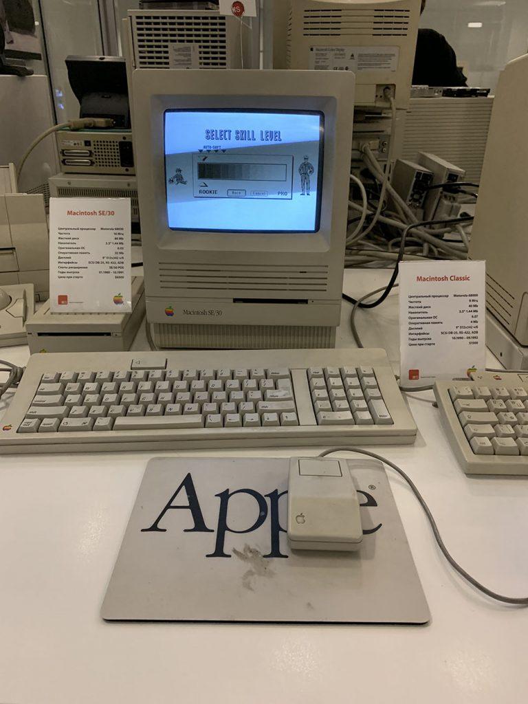 Компьютер Apple Macintosh