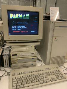 Pacman на Apple Macintosh