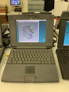 Ноутбук от Apple - Powerbook 540c